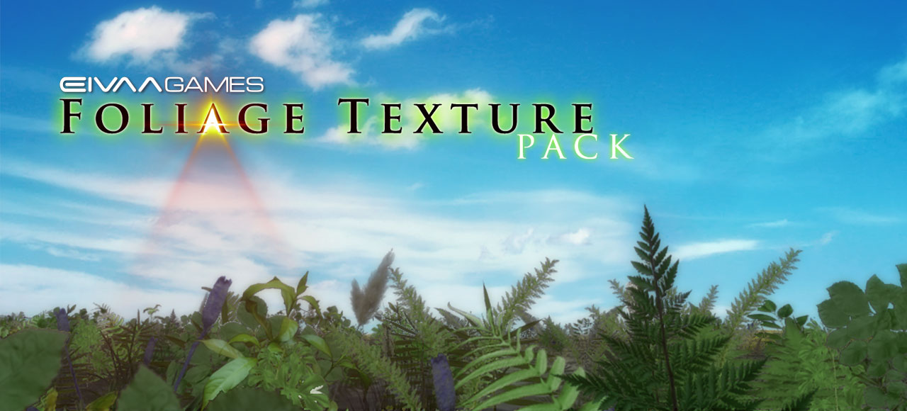 Foliage Texture Pack